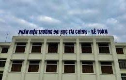 Thành lập Phân hiệu Trường Đại học Tài chính - Kế toán tại tỉnh Thừa Thiên - Huế