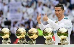 Ronaldo: Không ai có thể so sánh với tôi