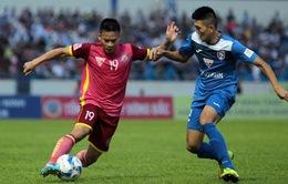TRỰC TIẾP BÓNG ĐÁ Nuti Café V. League 2018, CLB Sài Gòn 0-0 Than Quảng Ninh: Hiệp một