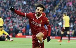 Kết quả bóng đá sáng 18/3: Liverpool thắng tưng bừng Watford, Man Utd vào bán kết FA Cup