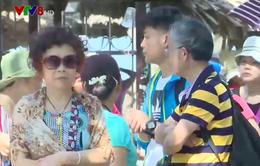 Khánh Hòa: Giảm áp lực từ tăng nóng du khách Trung Quốc