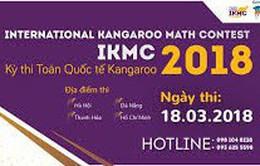 Đà Nẵng: Gần 1.200 thí sinh tham dự Kỳ thi Toán quốc tế Kangaroo 2018