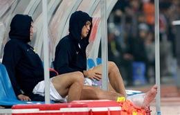 Tuấn Anh nghỉ thi đấu 6 tuần, lỡ hẹn với ĐT Việt Nam