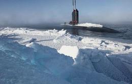 Anh đưa tàu ngầm đến Bắc Cực tập trận chung với Mỹ