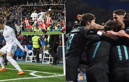 Kết quả bóng đá châu Âu đêm 18, rạng sáng 19/3: Chelsea vào bán kết cúp FA, Real Madrid tạo mưa bàn thắng