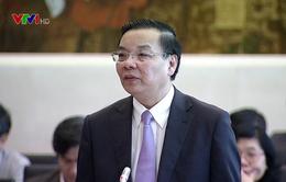 Bộ trưởng Bộ Khoa học và Công nghệ Chu Ngọc Anh trả lời chất vấn