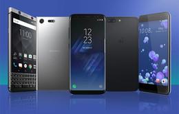 10 mẫu smartphone tốt nhất thế giới: iPhone X tụt hạng thê thảm