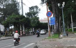 Không cập nhật biển báo giao thông, người dân TP.HCM gặp khó