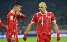 Bất ngờ vấp ngã, Bayern Munich lỡ kế hoạch vô địch sớm