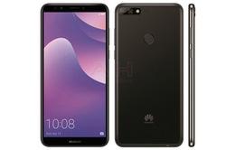 Rò rỉ hình ảnh Huawei Y7: Smartphone tầm trung, màn hình 18:9