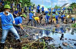 Tuổi trẻ TP.HCM chung tay bảo vệ môi trường và chỉnh trang đô thị