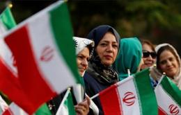 Anh-Pháp-Đức đề xuất lệnh trừng phạt mới chống Iran