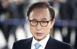 Cựu Tổng thống Hàn Quốc bị truy tố tội tham nhũng