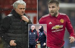 KHÓ TIN: Mourinho cãi nhau to với học trò trên sân tập