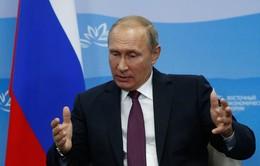 Lãnh đạo thế giới chúc mừng chiến thắng của Tổng thống Nga Putin