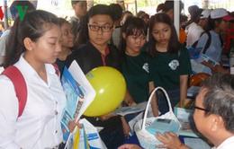 Cần Thơ: Hàng chục nghìn học sinh lớp 12 tham dự Ngày hội tư vấn tuyển sinh