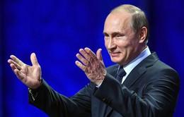 Ông Vladimir Putin nắm chắc chiến thắng áp đảo