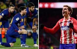 La Liga sẽ được phán quyết ngay tại vòng 27?