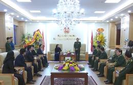 Phó Chủ tịch nước đánh giá cao những thành tích bộ đội biên phòng đạt được