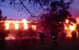 Hỏa hoạn lớn tại Azerbaijan, khoảng 30 người thiệt mạng