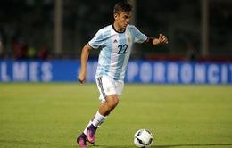 """Argentina """"bỏ quên"""" 2 họng pháo trận gặp Italy và Tây Ban Nha"""