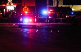 Xả súng tại Houston làm 2 trẻ em bị thương