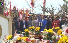 Linh thiêng lễ hội cầu ngư ở Cảnh Dương, Quảng Bình