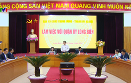 Quận Long Biên cần tiếp tục làm tốt công tác đào tạo đội ngũ cán bộ