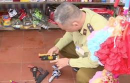 Cơ quan chức năng kiểm tra đột xuất tại lễ hội chùa Hương