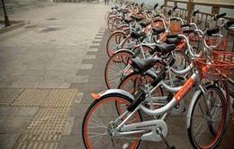 Trung Quốc thâm nhập dịch vụ xe đạp chia sẻ tại Mexico