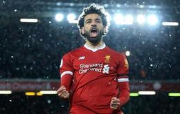 Vượt mặt Messi, Salah vẫn thừa nhận thua kém