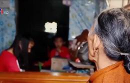 Thương cảm hoàn cảnh bốn bà cháu nuôi nhau ở Hà Tĩnh