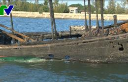 Bình Định: Cảnh báo số vụ cháy nổ tàu cá gia tăng