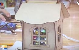 TP.HCM: Trẻ em làm quà handmade bằng máy 3D