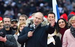 Ưu tiên nhiệm kỳ mới của Tổng thống Nga Vladimir Putin