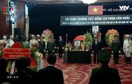 [VIDEO] Lễ viếng nguyên Thủ tướng Phan Văn Khải