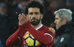 Sau Neymar, PSG bạo chi phá kỷ lục để mua Salah