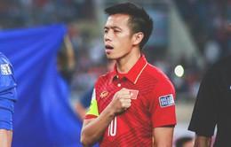 Văn Quyết vắng mặt trên tuyển Việt Nam vì án kỷ luật
