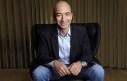 Amazon trở thành công ty có giá trị thị trường lớn thứ 2 thế giới