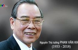 Hình ảnh nguyên Thủ tướng Phan Văn Khải trong mắt bạn bè