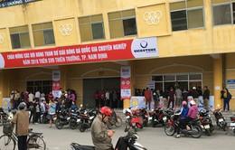 Sốt vé trận CLB Nam Định - CLB Hải Phòng