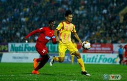 VIDEO: Tổng hợp diễn biến CLB Nam Định 0-1 CLB Hải Phòng