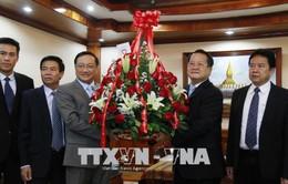 Việt Nam chúc mừng 63 năm ngày thành lập Đảng Nhân dân Cách mạng Lào