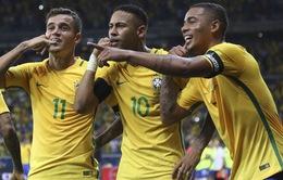 """""""Muốn vô địch World Cup, Brazil phải đề phòng 5 đối thủ này"""""""