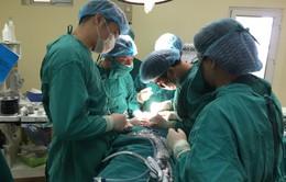 Lần đầu tiên triển khai phẫu thuật u giáp qua đường miệng