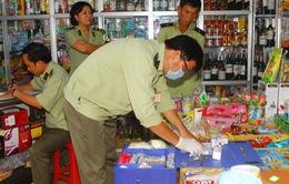 Kiểm tra an toàn thực phẩm tại 12 tỉnh, thành phố