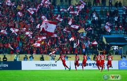 TRỰC TIẾP BÓNG ĐÁ Vòng 3 Nuti Café V.League 2018, CLB Nam Định 0-1  CLB Hải Phòng: Hiệp hai
