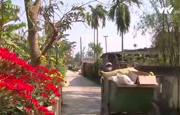 Thừa Thiên Huế xã hội hóa thu gom rác thải nông thôn