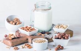 Các sản phẩm sữa hạt bắt đầu được chú ý tại Việt Nam