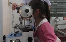 Chẩn đoán và điều trị sớm bệnh nhược thị ở trẻ nhỏ